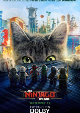 ЛЕГО Ниндзяго Фильм / The LEGO Ninjago Movie (2017)