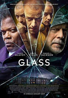 Стекло - Glass (2019) HDRip