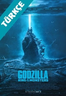 Godzilla 2: Canavarlar Kralı / Godzilla: King of the Monsters (2019) HDRip