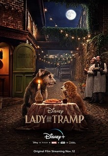Леди и Бродяга / Lady and the Tramp (2019) HDRip